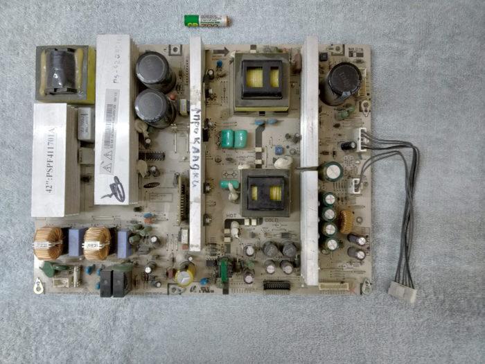 Модуль блока питания телевизора Samsung