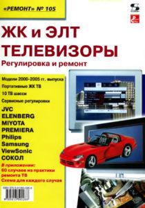 ЖК и ЭЛТ-телевизоры