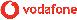 лого водафон