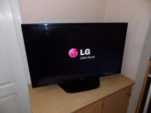 ремонт подсветки телевизоров LG