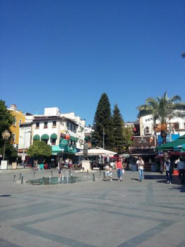 Площадь в Анталии