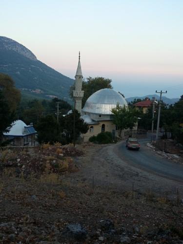 """""""Вечерняя"""" мечеть"""