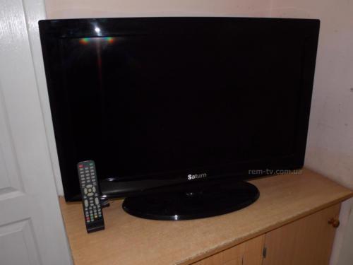 Saturn TV LCD 326